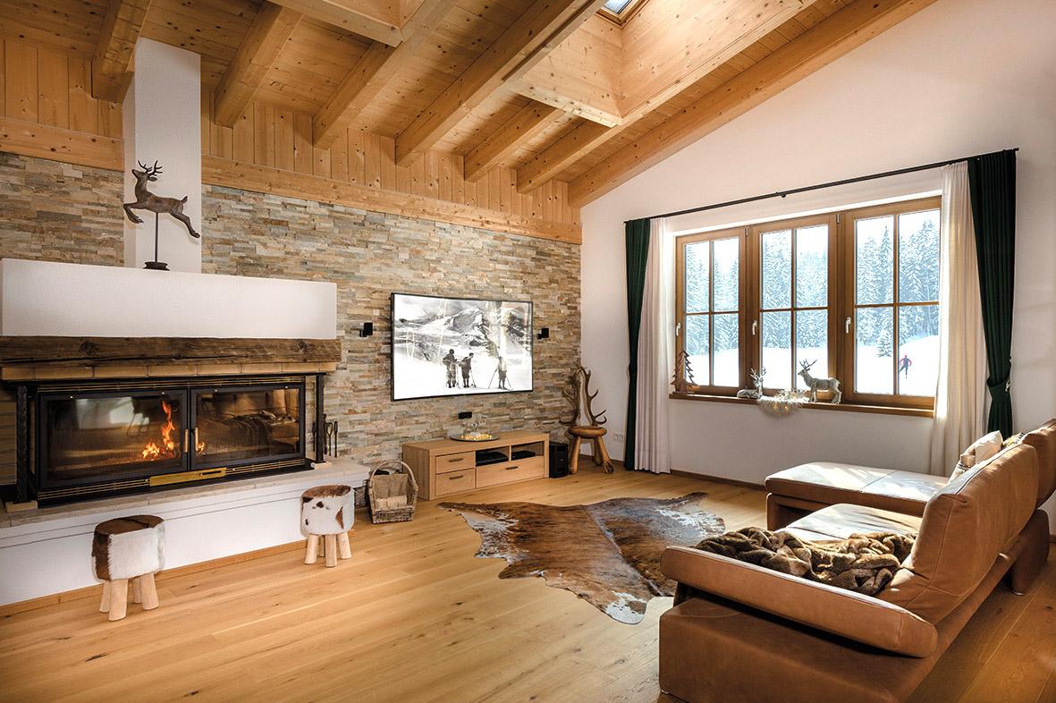 ferienhaus leutasch mit 5 sterne 220m m rchenblick. Black Bedroom Furniture Sets. Home Design Ideas